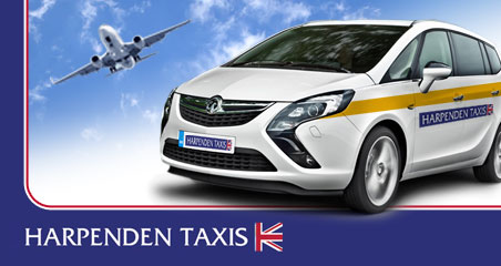 Harpenden Taxis Ltd Private Hire taxi, Harpenden