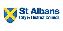 St Albans City and District Council Logo