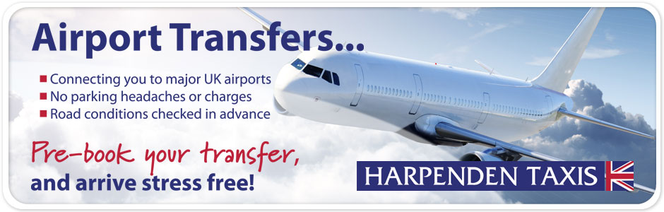 Harpenden Airport Transfers