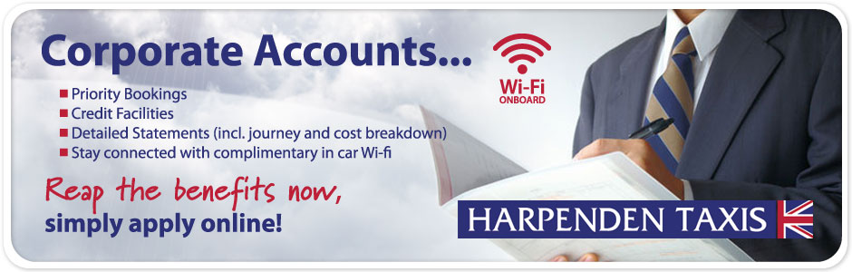 Harpenden Taxis Ltd Corporate Accounts